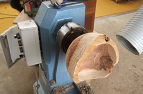 木工旋盤体験コース